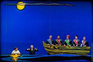 Candide Teatro Coliseo (2018)
